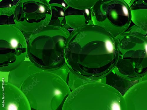 3D Balls - 45729379
