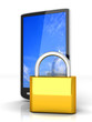 Sicherer Tablet PC