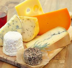 Lecker! Käse