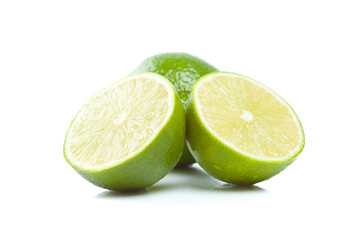 lime and two halves