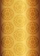 Altın fonda cami desenleri