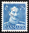 Postage stamp Denmark 1946 Christian X, King of Denmark