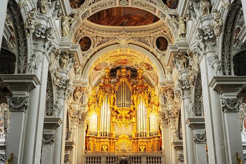 Organ at Passau Cathedral - 45738774