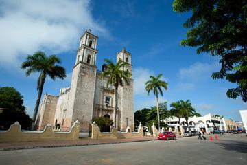 Church of Valladolid, Mexico