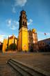 Church, Puebla, Mexico