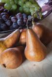 Pear Abate Fruit still life poster