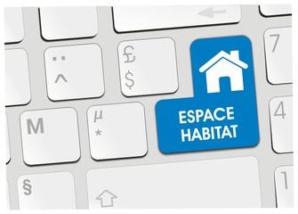 clavier espace habitat