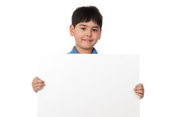 schüler mit whiteboard