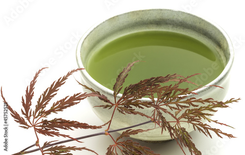 matcha green tea bowl cup