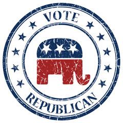 Republican stamp