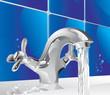 metal water tap