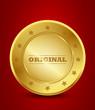 golden original label