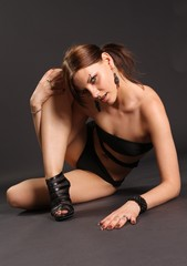 Bein Stretching -leg stretching