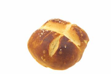 Fresh made salty bun