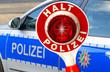 Polizeikelle Halt Polizei Anhaltestab