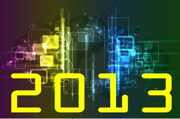 2013 Elektronik gelb