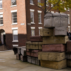 Georgian Houses in Liverpool England