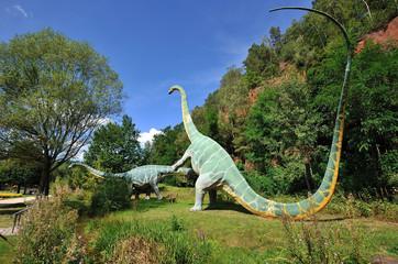 Kaiserslautern Gartenschau Dinosaurierausstellung