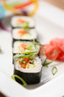 Vegetable Roll Sushi