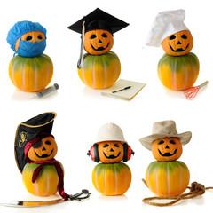 Pumpkin Workers