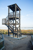 Birdwatch tower poster