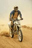 Fototapeta prędkość - mężczyzna - Sporty motorowe