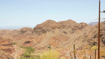 Desert Landmark Jackall Road