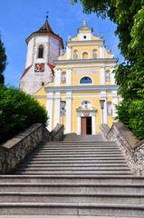 Pfarrkirche in Falkenstein