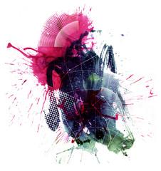 multicolor stain 8