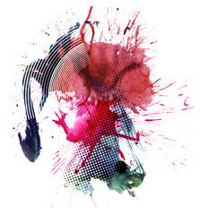 multicolor stain 7