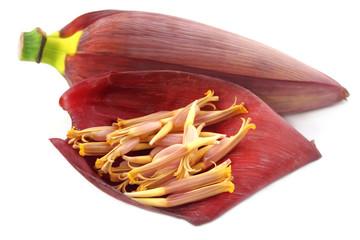Edible Banana flower