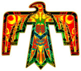 Donnervogel - Thunderbird - Native American Symbol
