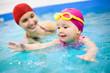 baby swimming - 45780713