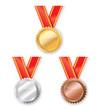 medal vector design