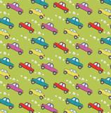 pattern con automobili