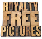royalty free pictures poster