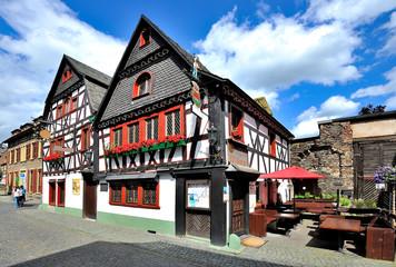 Alte Münze  Bacharach Mittelrhein