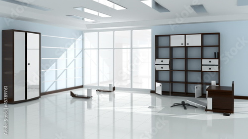 Office interior creation