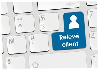 clavier relevé client