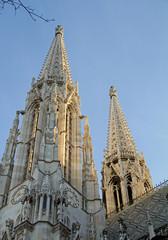 Votiv Church Towers
