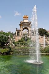 bassin (parc de la ciutadella)