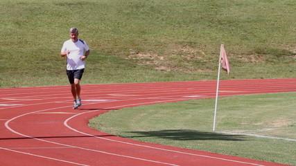 Fitness Running Track
