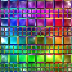 Variegated glass. Seamless texture.