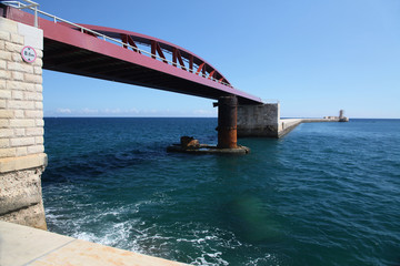 The Breakwater and entrance to Grand Harbour