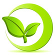 eco-mark, Öko-, Bio-, Umwelt-Zeichen