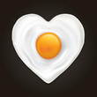 The heart of the egg