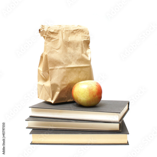 Lunch and Textbooks
