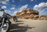 Bikers resting at Valley of the Gods - 45801523