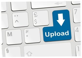 clavier upload