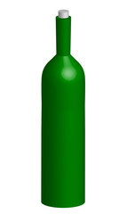 Vector illustration of bottle